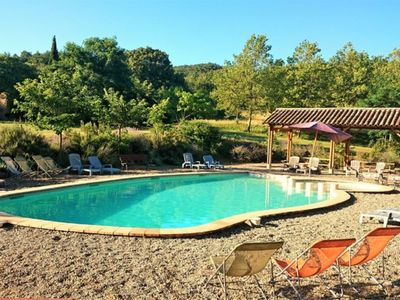 Photo for Spacious gite with shared pool on one of the beautiful slopes of the Drôme