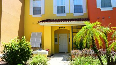 Photo for Emerald Island 3/2.5 Townhome full of upgrades. Resort community ten minutes from Disney! (CCL8424)