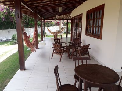 Photo for Rustic house easy access to BR232, near Vila da Serra and very quiet
