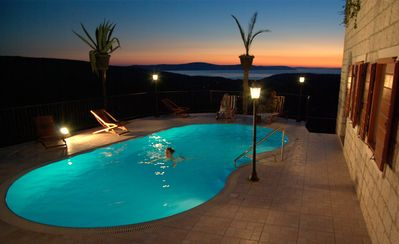 Photo for Villa Cactus with Pool and Sea View