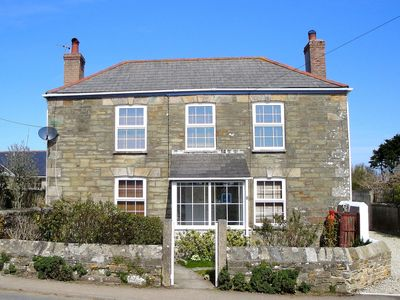 Photo for Lovely detatched cottage in St Agnes, with private garden & off road parking.