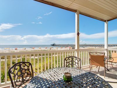 Photo for Seaside Villas II, Oceanfront Condo