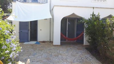 Photo for House 41 m from the center of Torre Lapillo with Balcony, Washing machine (696388)