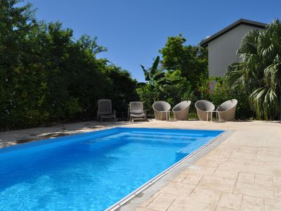 Photo for Villa in Sainte Anne in Guadeloupe, private pool, quiet, close to beaches