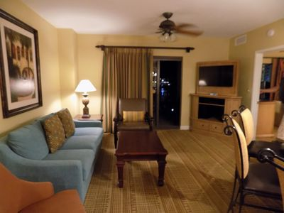 Photo for 3 BEDROOM/2 BATH IN THE HEART OF DISNEYWORLD WYNDHAM BONNET CREEK