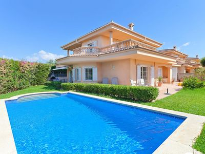 Photo for Villa for 8 people with pool in Marratxí