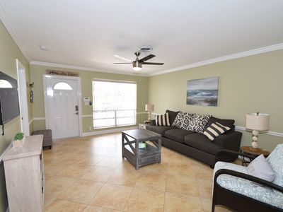 Photo for Modern Beach House # 2  in East Boca, 500 ft to beach,beach chairs, WIFI, Grill!