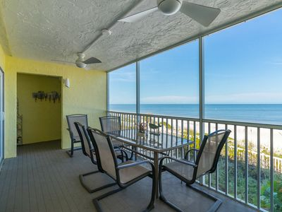 Photo for AMI Completely Renovated Sunset Paradise! Direct Beach Front Gulf View Condo#105