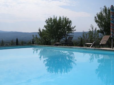 Photo for Nice house, on ground 2500m² with private pool, 4 bedrooms, sleeps 10