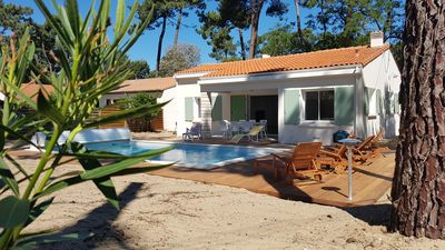 Photo for individual house rental heated pool and WIFI
