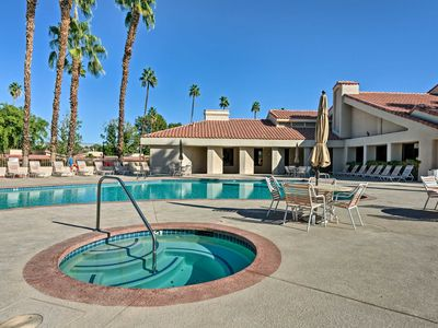Photo for Palm Springs Area Condo w/ Pool & Tennis Access!