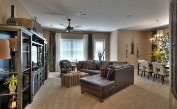 Living room with 50' Plasma TV/Blue Ray DVD/Stereo by Erika Lauren Photograpy