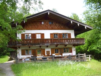 Photo for 1BR Apartment Vacation Rental in Kreuth