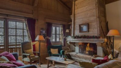 Photo for Beautiful chalet in the French Alps
