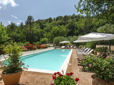 Photo for The Nest - Cosy cottage for two in gorgeous property with large swimming pool