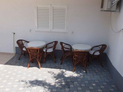 Photo for Holiday apartment only 120 m from the sea