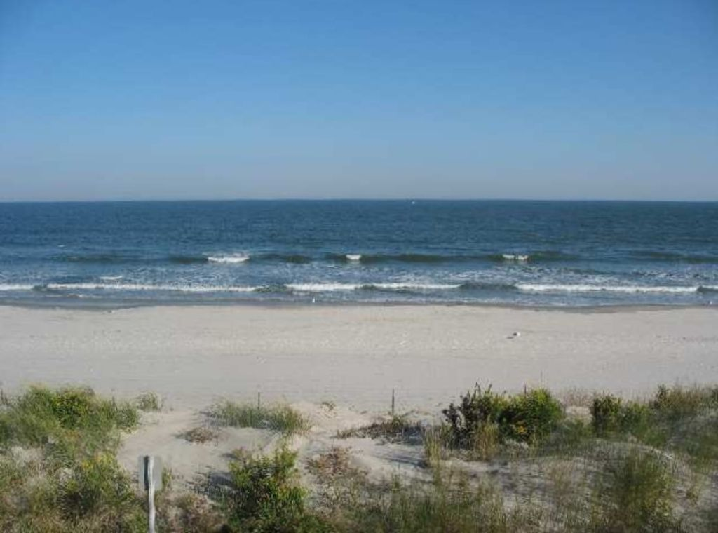 Oceanfront Townhouse In Sea Isle City New Vrbo