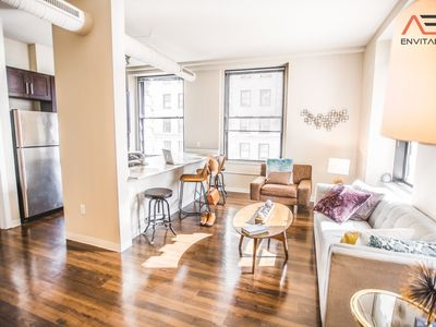 Photo for FREE PARKING| New 2/2 beautiful apartment in the heart of Baltimore by ENVITAE
