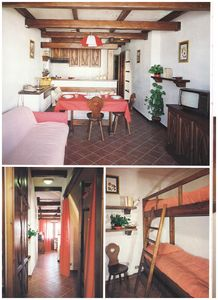 Photo for Bright apartment in Residence Palace 1 Sestriere