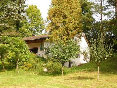 Photo for Comfortable holiday home in the outskirts of Obertrubach