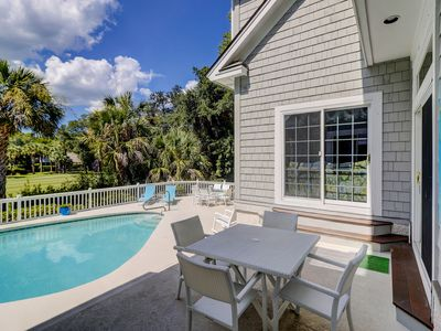 Photo for WOW! Private POOL and GOLF Course Views, DOG Friendly!
