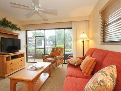 Photo for Park Shore Resort,1st flr.,end unit, wtr.views, west of 41, 1.25 miles to beach, fantastic location!