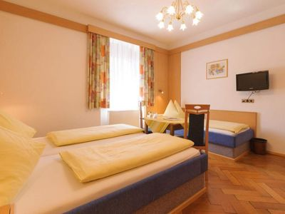 Photo for Triple room with shower, WC - Hotel Tautermann