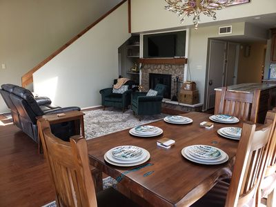 Photo for 3BR Townhome Vacation Rental in Alto, New Mexico