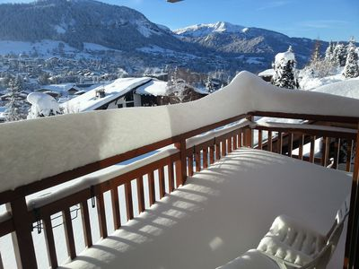 Photo for Apartment/ flat - Megeve