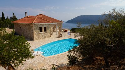 Photo for Liladi Stone-Built Villa With Private Pool.