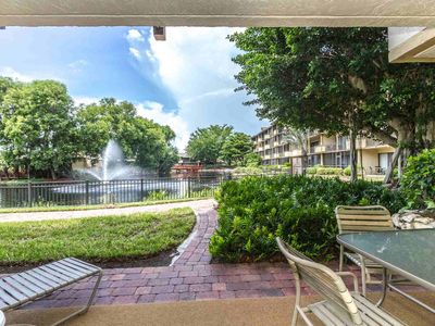 Photo for Park Shore Resort, 1st Flr., End Unit- West of Hwy 41- 1.25 miles to Beach! Great Location!
