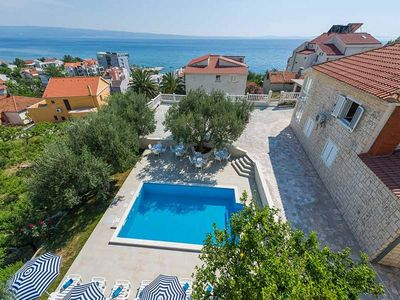 Photo for Apartments Joško, (2133), Podstrana, Croatia