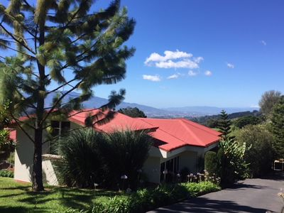 Photo for Cartago Hills Home with Amazing View of San Jose