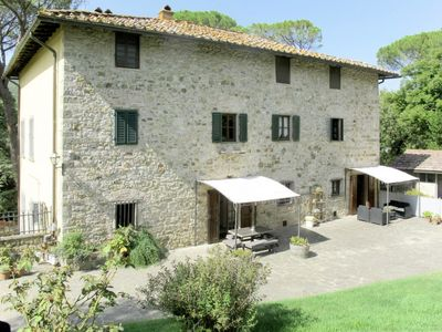 Photo for Vacation home di Oli e Domi (GRE300) in Greve in Chianti - 5 persons, 2 bedrooms