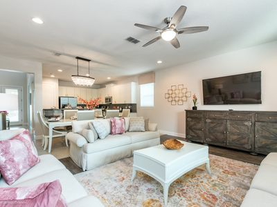 Photo for Ultimate New Reunion Home Modern Furnishings Throughout