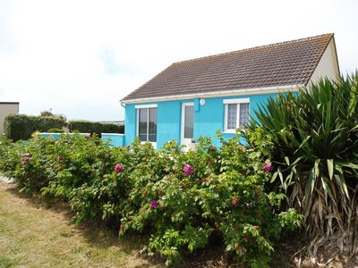 Photo for adjacent to the beach, maisonnette, east coast of Cotentin,