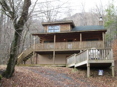Photo for COZY-MOST CABIN  2 BR/2 BATH Sleeps up to 6