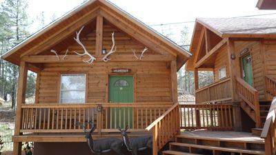 Photo for Antlers Crossing #4 Mountain Cabin - Cozy Cabins Real Estate, LLC.