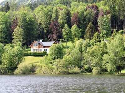 Photo for The Villa Frischmuth - a country estate in the very best location directly at Lake Altaussee