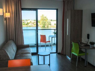 Photo for Appart Hotel Mer et Golf City Bordeaux-Lac-Bruges *** - Junior Suite 5/6 People