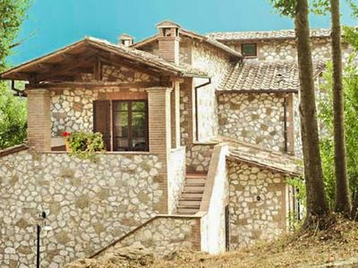 Photo for Secluded Villa Studio Amidst The Hills Of Umbria