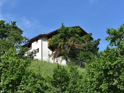 Photo for Home with spectacular location in the mountains with beautiful view