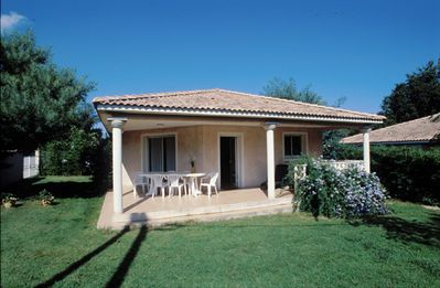 Photo for Villa Cigale 3 - 8 people 300m from the beach with shared pool