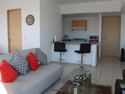 Photo for Roma Norte and Condesa neighbor and 10 minutes from downtown, 24 hours security