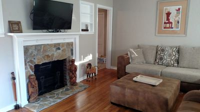 Photo for Beautiful, comfortable 2br/2ba house -full amenities in Historic Jacksonville