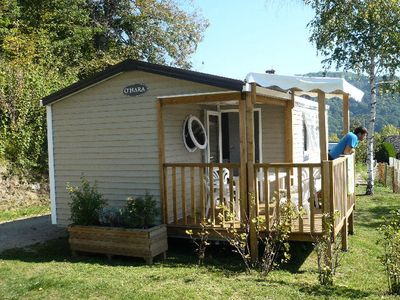 Photo for Camping La Source **** - Mobil Home 3 Rooms 4 People