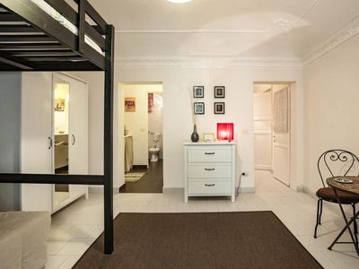 "Photo for Trip Rooms ""San Cosmo"" studio apartment situated in the center Wi-Fi and Climate"