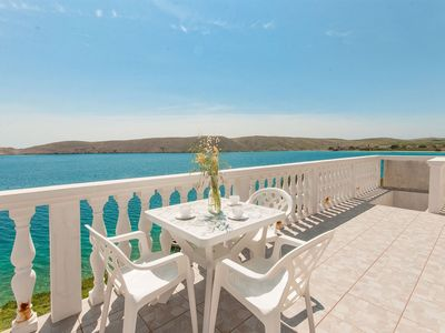 Photo for Apartments Tomo (13561-A4) - Vlasici - island Pag