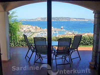 Photo for Apartment with panoramic sea view
