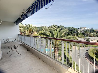 Photo for 263L DILLI -  vaste 4p Bord de mer - Apartment for 6 people in Cannes